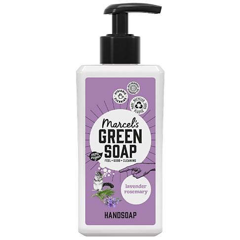 Marcel's Green Soap Hand Soap Lavender & Rosemary