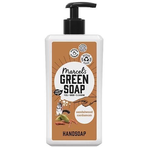 Marcel's Green Soap Hand Soap Sandalwood & Cardamom 500ml
