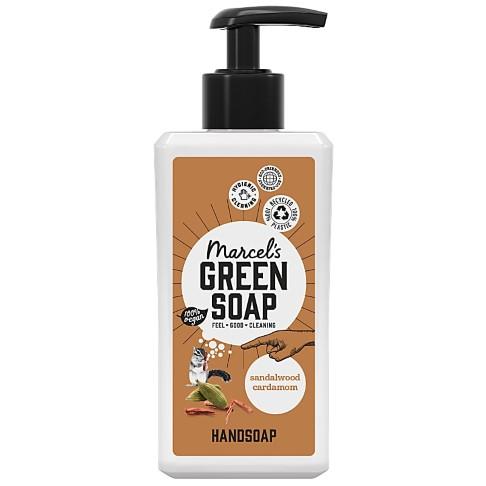 Marcel's Green Soap Hand Soap Sandalwood & Cardamom