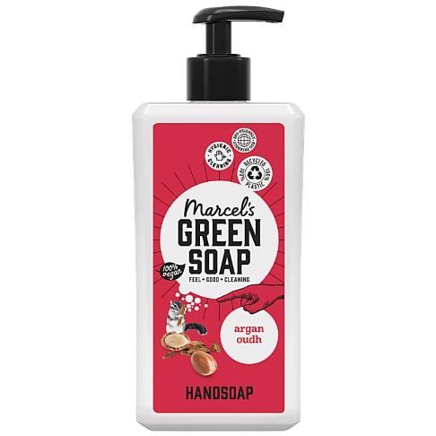 Marcel's Green Soap Argan & Oudh Hand Soap 500ml