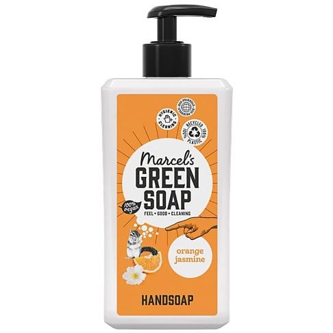 Marcel's Green Soap Hand Soap Orange & Jasmine 500ml