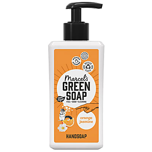 Marcel's Green Soap Hand Soap Orange & Jasmine