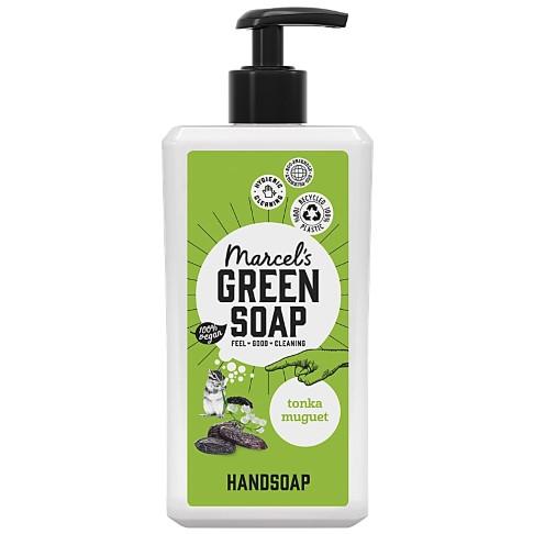 Marcel's Green Soap Tonka & Muguet Hand Soap 500ml