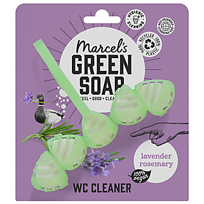 Marcel's Green Soap Toilet Block Lavender & Rosemary
