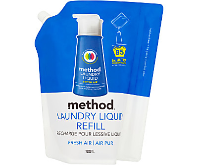 Method Laundry Refill (85 washes)