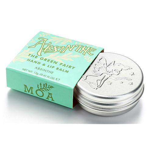 MOA - Magic Organic Apothecary Green Fairy Absinthe Hand & Lip Balm