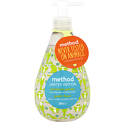 Method Hand Wash Designed For Good - Botanical Garden