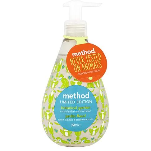 Method Hand Wash Designed For Good - Botanical Garden
