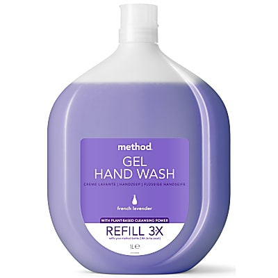 Method French Lavender Hand Soap Refill