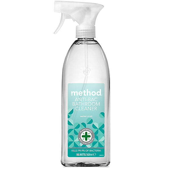 Method Anti Bac Bathroom Cleaner   Water Mint