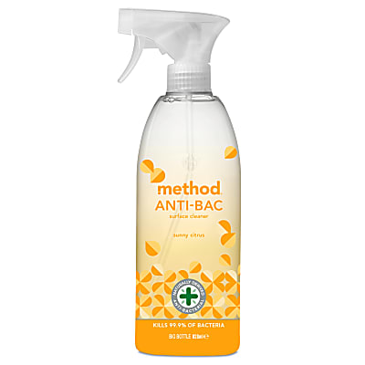 Method Anti-Bac Kitchen Cleaner - Sunny Citrus