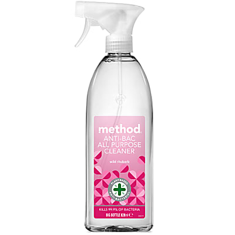 Method Anti-Bac All Purpose Cleaner - Wild Rhubarb