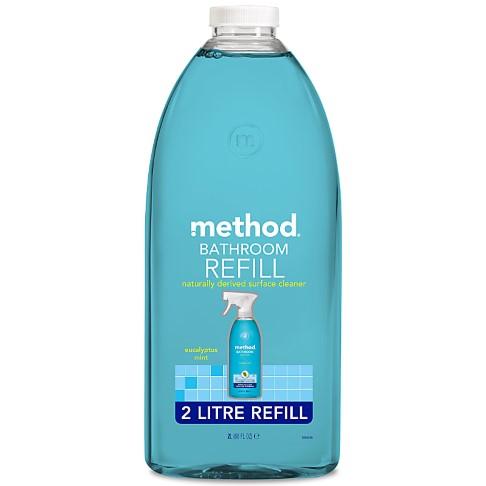 Method Bathroom Cleaner Refill 2L