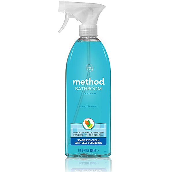 Method Bathroom Cleaner - Cleaning stuff for bathroom