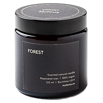 Mulieres Natural Candle - Forest Fragrance