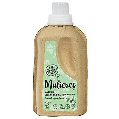 Mulieres Natural Organic Multi Cleaner - Nordic Pine 1L
