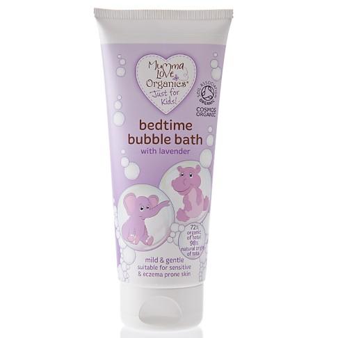 Mumma Love Organics Kids Bedtime Bubble Bath with Lavender