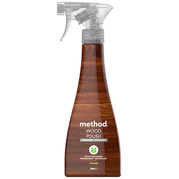 Method Wood Polish Spray Cleaner