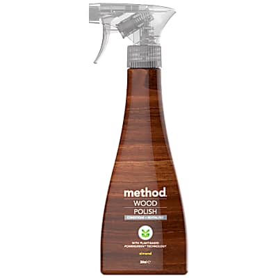 Method Wood Polish Spray Cleaner