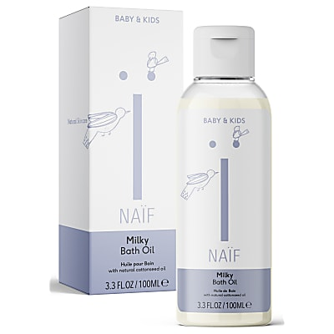 NAÏF Baby Milky Bath Oil