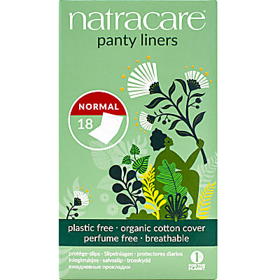 Natracare Individually Wrapped Panty Liner