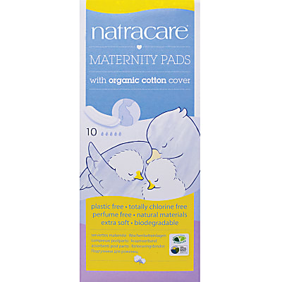 Natracare Natural Maternity Pads