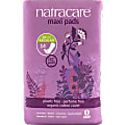 Natracare Regular & Super Natural Maxi Pads