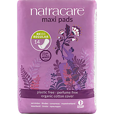 Natracare Natural Pads