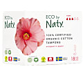 ECO by Naty Tampons - Super