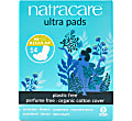 Natracare Ultra Natural Pads With Wings (Regular, Super, Long & Super Plus)