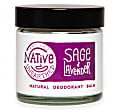 Native Unearthed Natural Deodorant Balm - Sage & Lavender