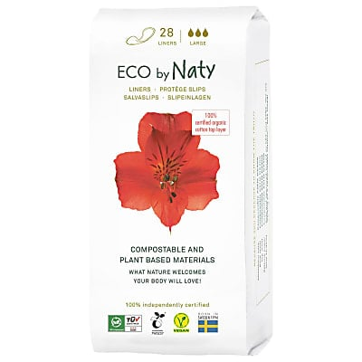 Naty Panty Liners - Large