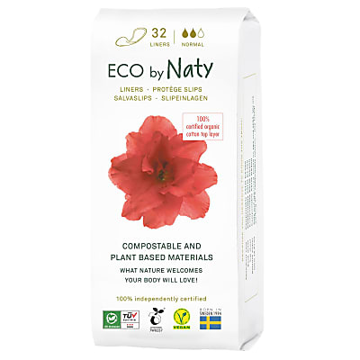 ECO by Naty Panty Liners - Normal
