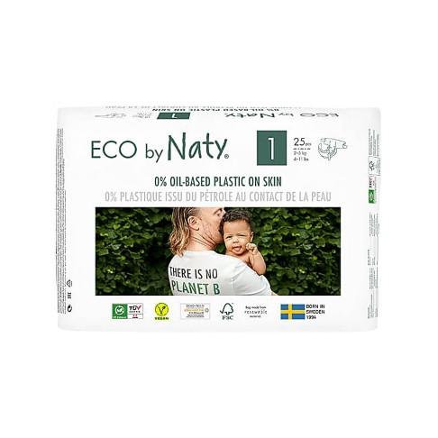 Naty by Nature Babycare Nappies: Size 1 Newborn