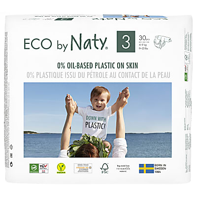 Naty by Nature Babycare Nappies: Size 3