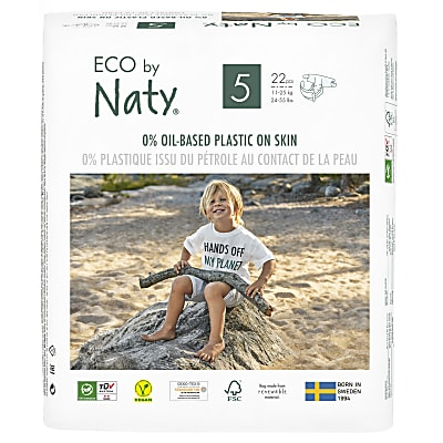 Naty by Nature Babycare Nappies: Size 5