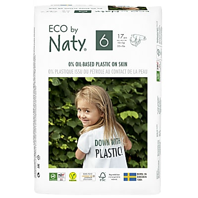 ECO by Naty Nappies: Size 6