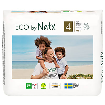 ECO by Naty Pull Up Pants: Size 4 Maxi/Maxi Plus