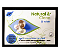 Natural & Clean Spot Remover Wipes