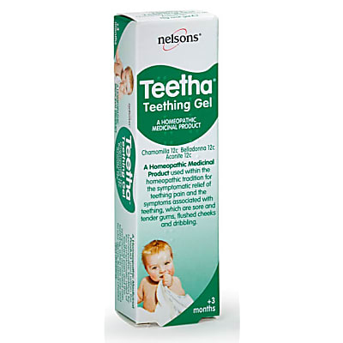Nelsons Teetha® - Teething Gel