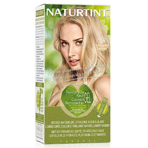 Naturtint Permanent Natural Hair Colour - 10N Light Dawn Blonde