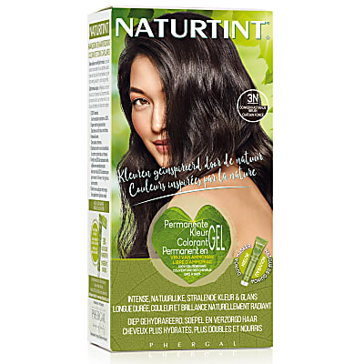 Naturtint Permanent Natural Hair Colour - 3N Dark Chestnut Brown