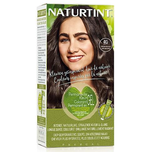 Naturtint Permanent Natural Hair Colour - 4G Golden Chestnut