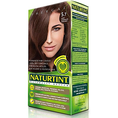 Naturtint Permanent Natural Hair Colour - 5.7 Light Chocolate Chestnut