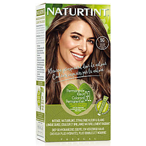 Naturtint Permanent Natural Hair Colour - 5G Light Golden Chestnut