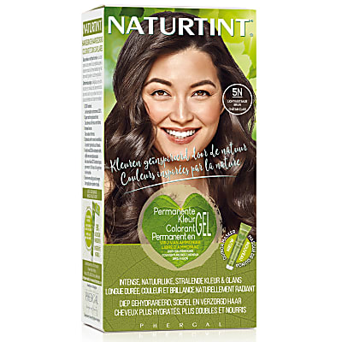 Naturtint Permanent Natural Hair Colour - 5N Light Chestnut Brown