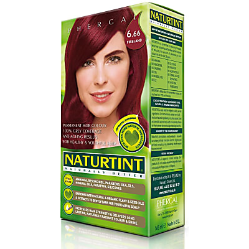 Naturtint Permanent Natural Hair Colour - I-6.66 Fireland