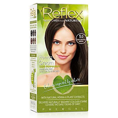 Naturtint Reflex Semi-Permanent Colour 5.0 Light Chestnut Brown