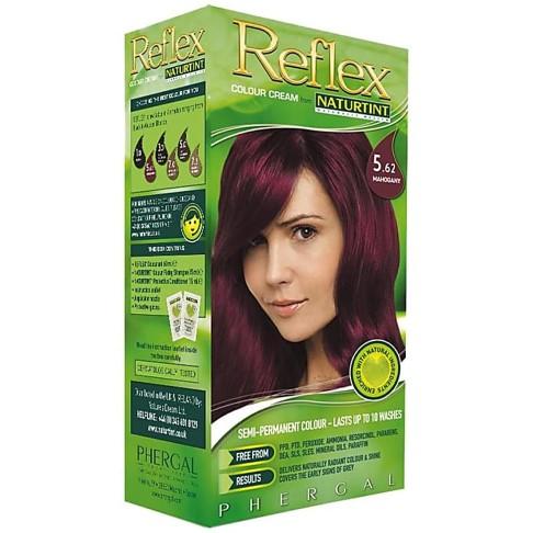 Naturtint Reflex Non-Permanent Colour Rinse 5.62 Mahogany