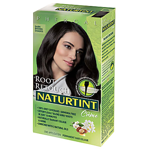 Naturtint Root Retouch Crème Dark Brown